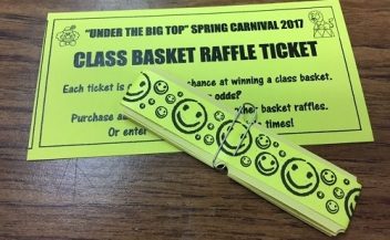 Patton Spring Carnival, April 1, 2017