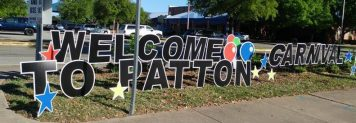 Welcome to Patton
