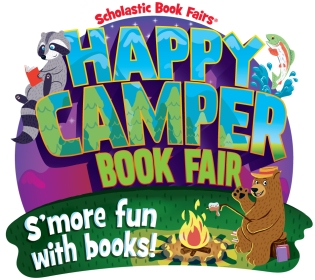 Spring 2017 Book Fair Logo