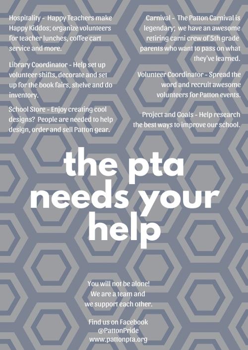 pta needs you 2